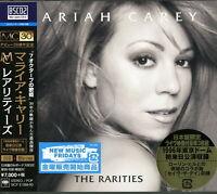 MARIAH CAREY-THE RARITIES-JAPAN 2 BLU-SPEC CD2+BLU-RAY R38