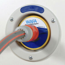 WAFA 3B, 3-pin für 68 mm Deckeldurchmesser Wohnmobil mit Gardena Anschluss