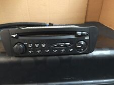 Peugeot Citroen Clarion PU-2295A pu2295a Car Radio Stereo CD player Decoded