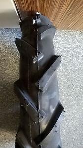 2 Schlauch 5.00-12 5.70-12  Luftschlauch 500-12 für Reifen gerades Ventil TR13