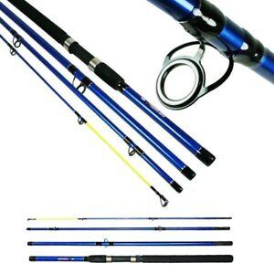 Sea Fishing Xtreme Travel Fishing Rods Holiday Fishing Rod Sea Tackle 75cm NGT