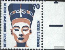 Berlin (West) 814 Seitenrandstück postfrisch 1988 Sehenswürdigkeiten