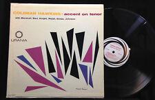 Coleman Hawkins-Accent On Tenor-Urania 1201-MONO