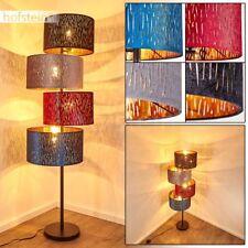Lampadaire multicolore Lampe sur pied moderne Lampe de lecture Lampe de corridor