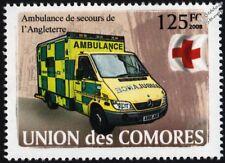 MERCEDES-BENZ Sprinter Ambulance  (British NHS) Emergency Vehicle Stamp