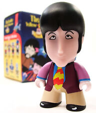 "Titans THE BEATLES YELLOW SUBMARINE Mini Series PAUL MCCARTNEY 3"" Vinyl Figure"