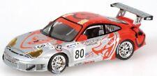 Porsche 911 Gt3 Rsr Flying Lizard Van Overbeek 24h Le Mans 2006 1:43 Model