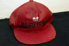 Nirvana  Baseball Cap Crocodile pattern
