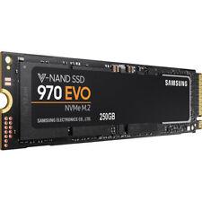 Samsung 970 EVO 250GB M.2 NVMe PCIe3.0 X4 Internal Solid State Drive SSD 3.4GB/s