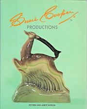 SUSIE COOPER PRODUCTIONS Bryann Eatwell V&A Exhibition Catalogue 1987 Paperback