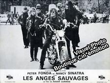 13 Photos 22x28cm (1966) LES ANGES SAUVAGES Peter Fonda, Nancy Sinatra BE