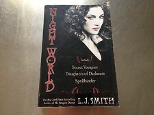 Night World : Secret Vampire; Daughters of Darkness; Spellbinder 1 SMITH #5784C