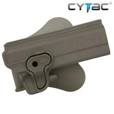 """Etui Holster CYTAC pour type Colt 1911 5"""" Droitier Dark Earth"""