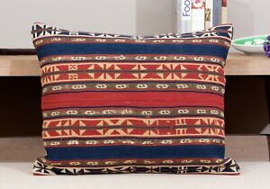 "18.11"" x 22.05"" Pillow Cover Kilim Pillow Cover OLD FAST Shipment With UPS 11715"
