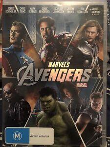 The Avengers (DVD, 2012)