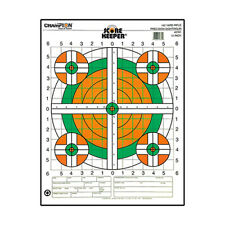 Score Keeper Fluorescent Targets Champion Traps and Targets 45761