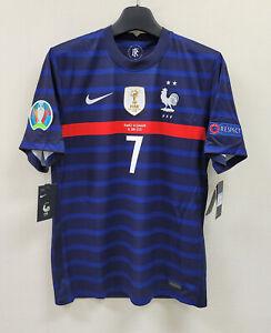 2020 France Home S/S No.7 GRIEZMANN EURO vs Germany 20-21 jersey shirt trikot