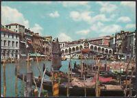 AA6087 Venezia - Canal Grande - Ponte di Rialto - Cartolina postale - Postcard