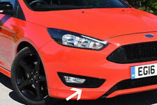 Ford Focus Zetec S Sport Front Bumper Fog Light Honeycomb Grille 2014>2018