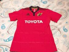 Official Munster Rugby Union Football Shirt-Jersey Medium Man.