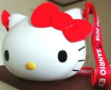 SANRIO Hello Kitty Popcorn Bucket case Very Rare  expo 2016 Limited Not for sale