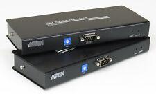 Lot of 2 ATEN DVI KVM Extender CE600R Remote Units