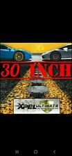 #13 XPEL ULTIMATE Paint Protection Film (Defects minor blemish)5 FEET LONG