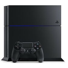 New Sony PlayStation 4 PS4 500GB Original Matte Black Console CUH-1215A System