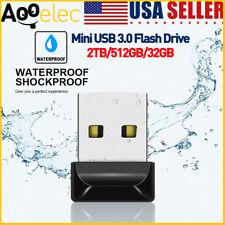 2Tb Mini Flash Drive Usb 3.0 Memory Stick Storage Pen Drive U Disk For Pc Laptop