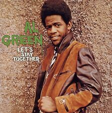 Al Green LET'S STAY TOGETHER 180g +MP3s Limited FAT POSSUM RECORDS New Vinyl LP