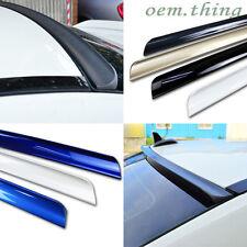 Painted Volvo S40 2nd Window Rear Roof Spoiler Sedan 04-07 Pre-Facelift PUF