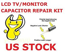 "LCD CAPACITORS REPAIR KIT SAMSUNG SyncMaster 22"" 2232BW 2232GW DIY"