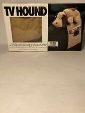 Vintage TV Hound Remote Control Book Holder Armchair Couch