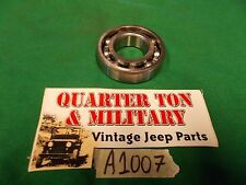 Willys Jeep MB CJ2A CJ3A M38 Transfer case Dana 18 front output bearing A1007