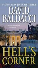 Hell's Corner Camel Club Series BY David Baldacci-Paperback-3X 107