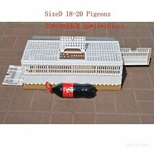 Pigeon cages Training/Transport folding/Collapsing box 73cm 29inch 18 pigeons
