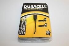 Genuine Duracell DU3101 Universal USB Cellphone Connector Charger Port Durable