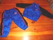 NY Mets Toddler Jogging Suit Size 12 Mos.