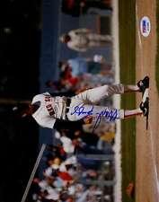 Wade Boggs 1988 Psa/dna Coa Signed 1/1 Original Image 8x10 Photo Autograph