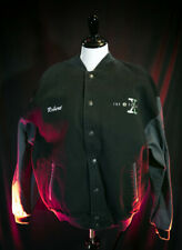 X-FIles Crew Member Jacket Black and Green