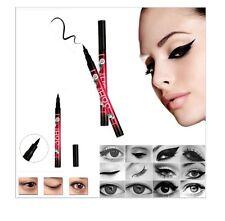 Black Waterproof Liquid Eyeliner Pen Eye Liner – 36H Long Lasting