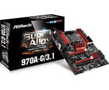 Schede madri socket AM3 ASRock per prodotti informatici ATX