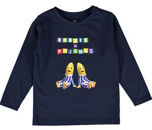 Bananas in pyjamas Personalised top Baby Boys Girls Kids clothes tops pjs b1 b2