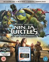 Tmnt - Tortues Ninja - Out Of The Ombres 4K Ultra HD + Blu-Ray N