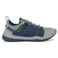 Sperry Top-Sider Men's H20 Mainstay Sneaker Seattle Grey Shoes STS18841 NEW