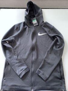 Nike Therma Flex Showtime Men's XL Full-Zip Hoodie Black 925604-010 NWT