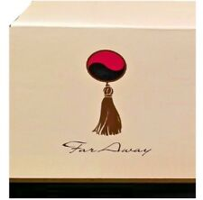 Original Avon Vintage Far Away Perfumed Dusting Powder Free Shipping Us New Rare
