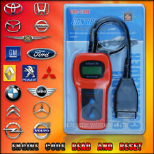 Car Engine Fault Code Reader Scanner for Ford GM Toyota Honda BMW Nissan Volvo