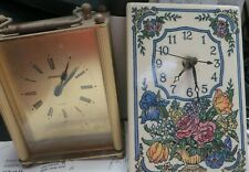 Two Battery Operated Clocks