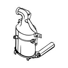 BOSAL 095-575 - Ruß-/Partikelfilter, Abgasanlage